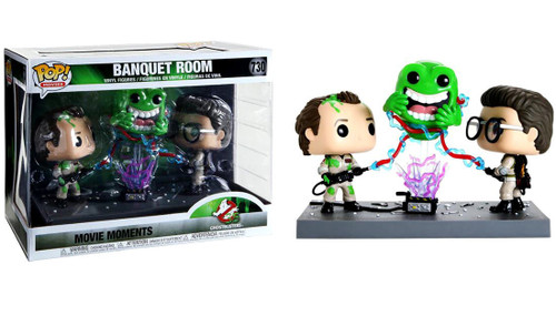 Funko Ghostbusters POP! Movies Banquet Room Vinyl Figure #730 [Damaged Package]
