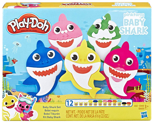 Baby Shark Play-Doh