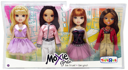 Moxie Girlz Exclusive Fashion Pack