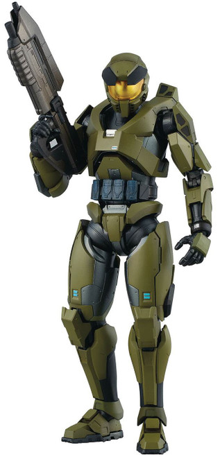 Halo RE:EDIT Master Chief Action Figure [Mjolnir Mark V]