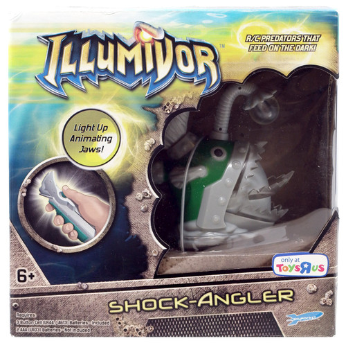 Illumivor Shock Angler Exclusive R/C Figure