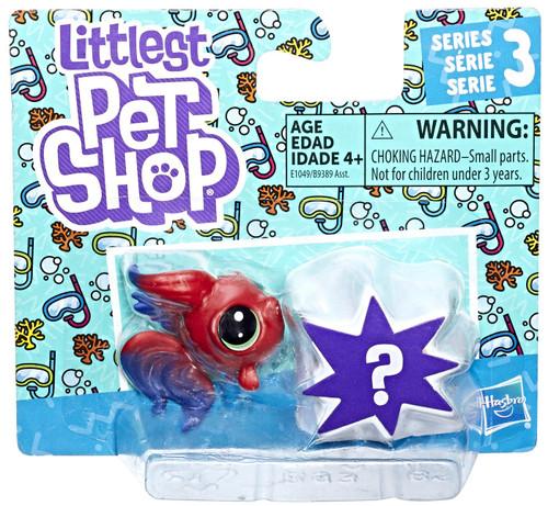 Littlest Pet Shop Series 3 Mister Yut & Mystery Figure Mini Figure 2-Pack