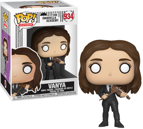 Funko Umbrella Academy POP! TV Vanya Hargreeves Vinyl Figure [Regular Version, Full Color]