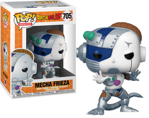 Funko Dragon Ball Z POP! Animation Mecha Frieza Vinyl Figure