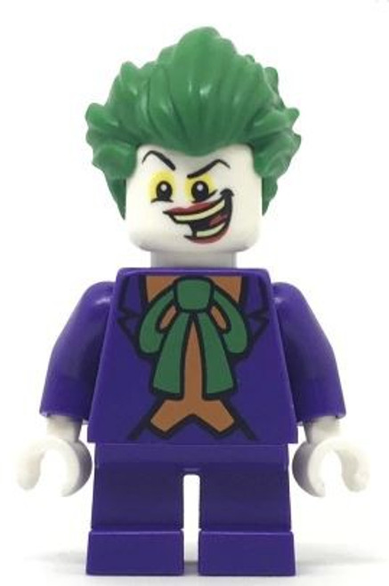 LEGO DC Universe Super Heroes The Joker Minifigure [Mighty Micros Loose]