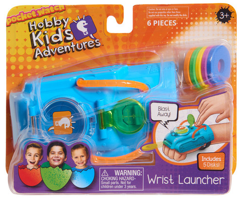 Pocket Watch HobbyKids Adventures Wrist Launcher