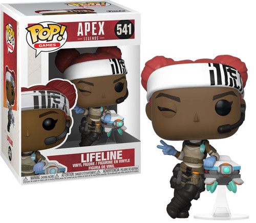Funko Apex Legends POP! Games Lifeline Vinyl Figure