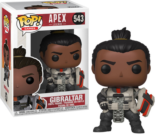 Funko Apex Legends POP! Games Gibraltar Vinyl Figure #543