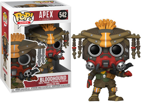 Funko Apex Legends POP! Games Bloodhound Vinyl Figure #542