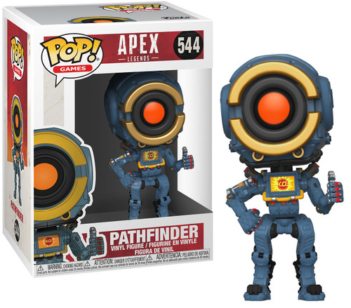 Funko Apex Legends POP! Games Pathfinder Vinyl Figure #544