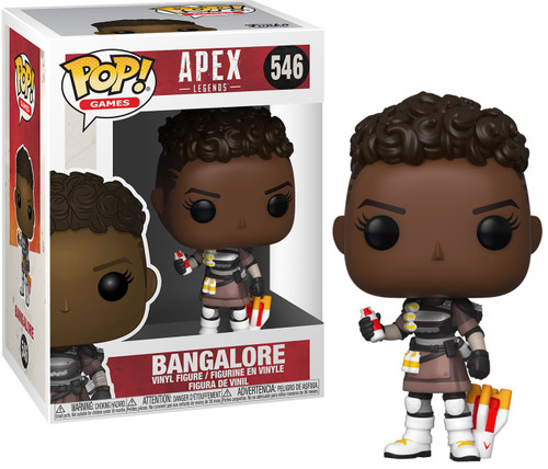 Funko Apex Legends POP! Games Bangalore Vinyl Figure #546