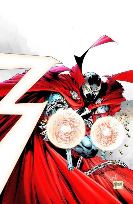 Image Comics Spawn #300 Comic Book [Greg Capullo, Todd McFarlane Virgin Variant Cover K]