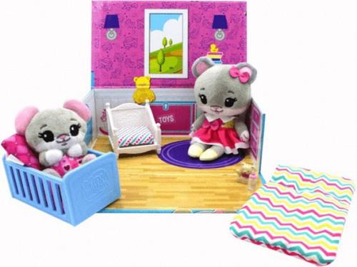 Tiny Tukkins Mouse Naptime Nursery Core Pack