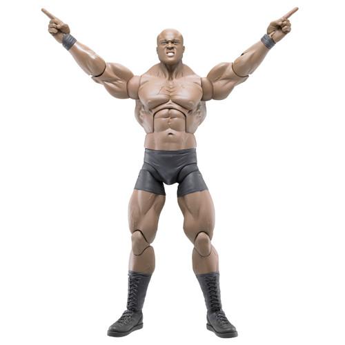 WWE Wrestling Maximum Aggression Series 1 Bobby Lashley Action Figure