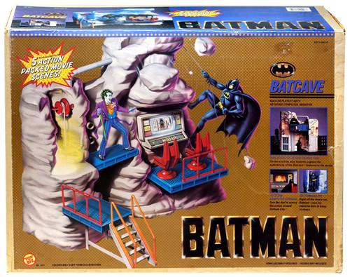DC Batman Batcave Playset