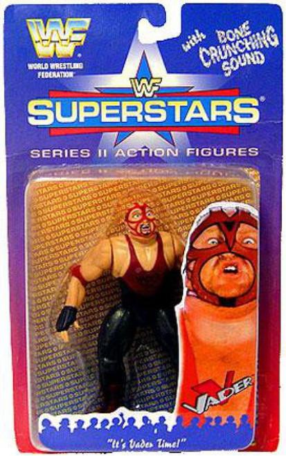 WWE Wrestling WWF Superstars Series II Vader Action Figure