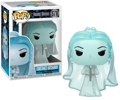 Funko Haunted Mansion Series 2 POP! Disney Bride Vinyl Figure