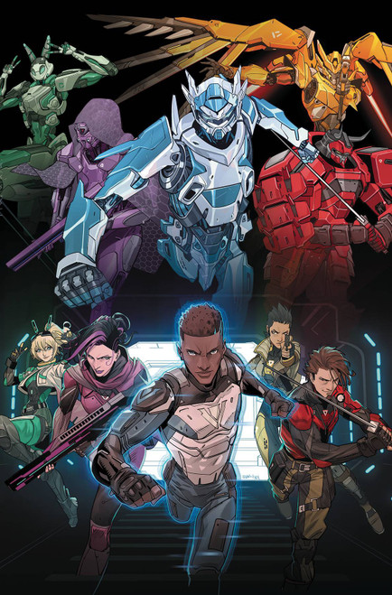 DC Gen:Lock #1 Comic Book