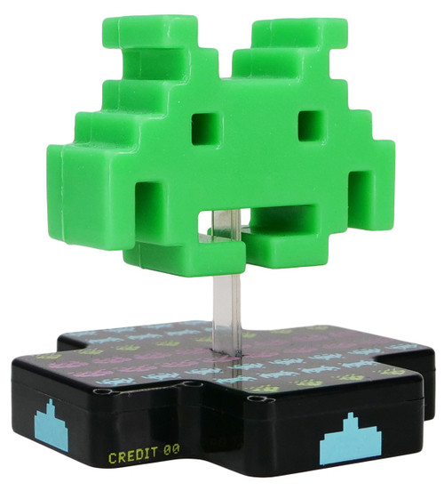 Space Invaders TOTAKU Collection Space Invader Exclusive Vinyl Figure #37 [Green]