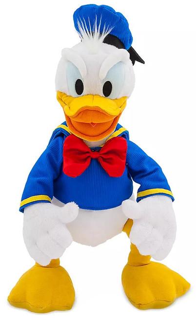 Disney 85th Anniversary Donald Duck Exclusive 15-Inch Talking Plush