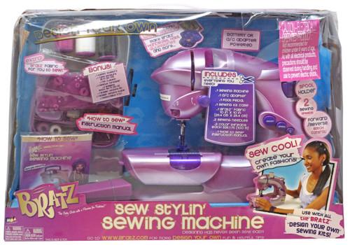 Bratz Sew Stylin' Sewing Machine [Damaged Package]