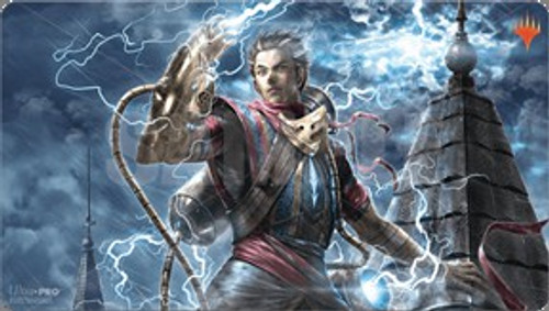 Ultra Pro MtG War of the Spark Ral Zarek for Magic Playmat [Alternate Art]