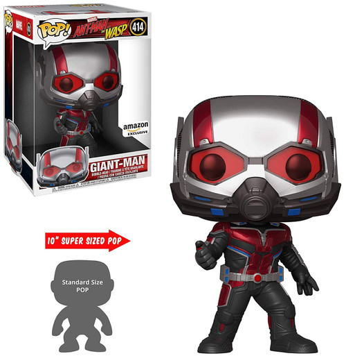 Funko Ant-Man and the Wasp POP! Marvel Giant-Man Exclusive Vinyl Figure #414 [Super-Sized]