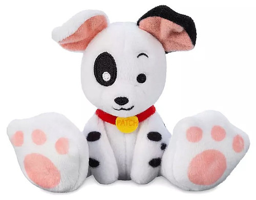 Disney 101 Dalmatians Tiny Big Feet Patch Exclusive 4-Inch Micro Plush