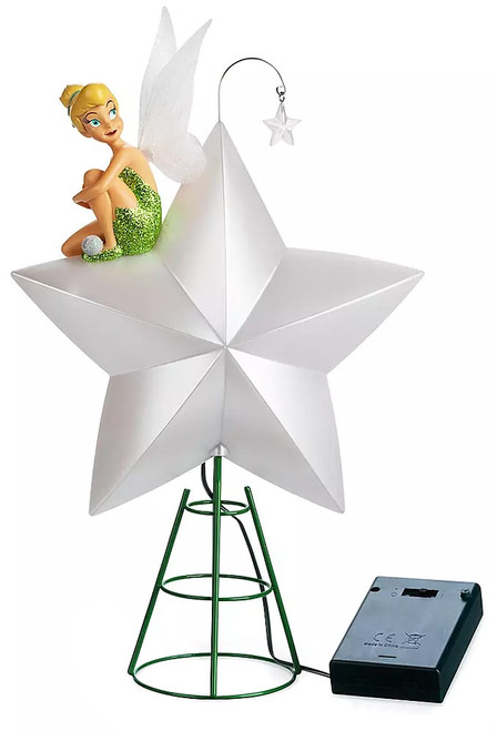 Disney Tinker Bell Light-Up Exclusive Tree Topper [2019]