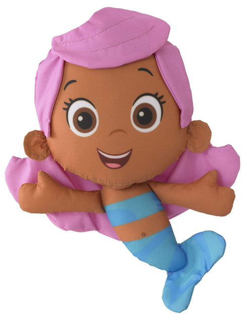 Fisher Price Bubble Guppies Molly 10-Inch Bath Plush [Nickelodeon]