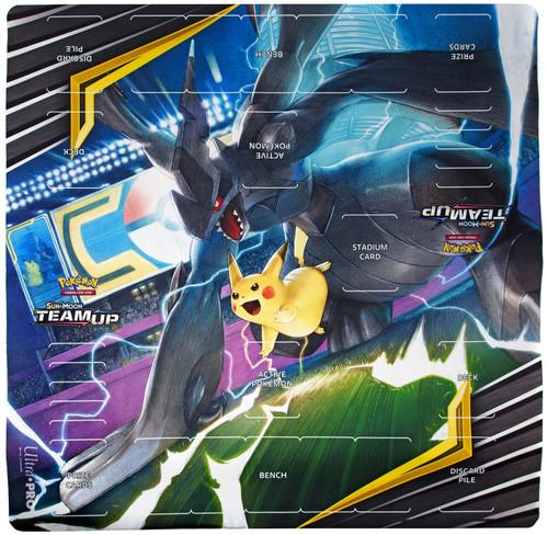 Ultra Pro Pokemon Sun & Moon Card Supplies Team Up 2-Player Playmat