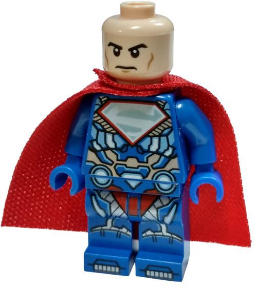 LEGO DC Universe Super Heroes Lex Luthor Minifigure [Superman Armor Loose]