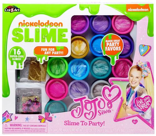Nickelodeon JoJo Siwa Slime to Party! Kit