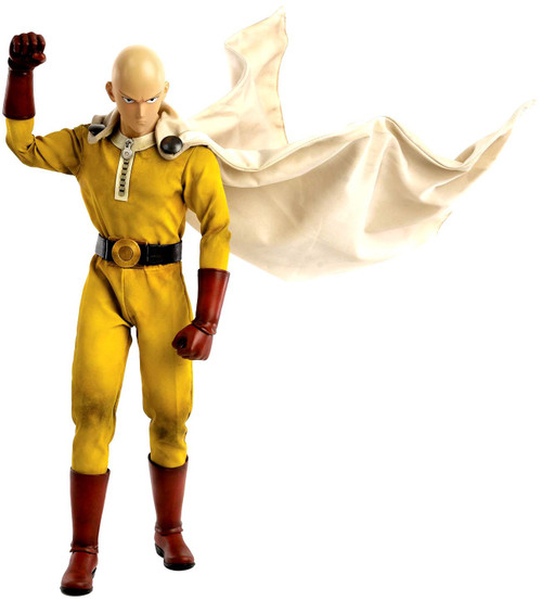 One Punch Man Saitama Collectible PVC Figure (Pre-Order ships February)