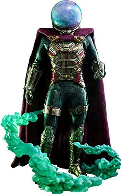 Marvel Spider-Man: Far From Home Movie Masterpiece Mysterio Collectible Figure MMS556 (Pre-Order ships January)