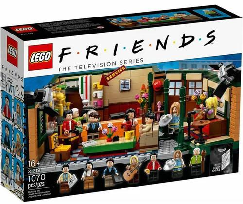 LEGO Ideas Friends Central Perk Set #21319