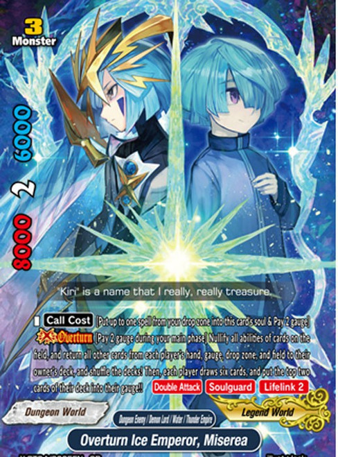 Future Card BuddyFight Trading Card Game Ace Vol. 1 Re: Collection Booster Box BFE-S-RC01 [10 Packs]