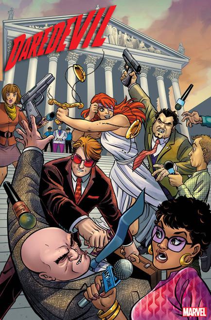 Marvel Comics Daredevil #12 Comic Book [Amanda Conner Variant Cover]