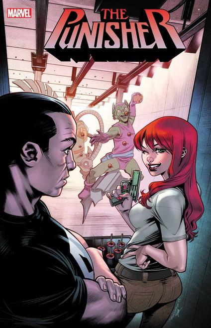 Marvel Comics The Punisher #16 Comic Book [Belen Ortega Variant Cover]