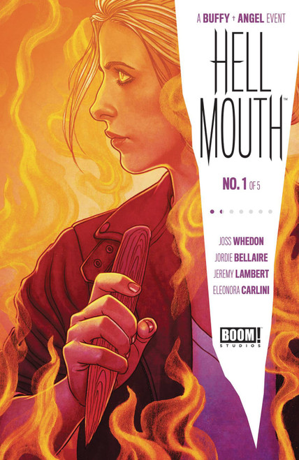 Boom Studios Buffy The Vampire Slayer Hellmouth #1 Comic Book