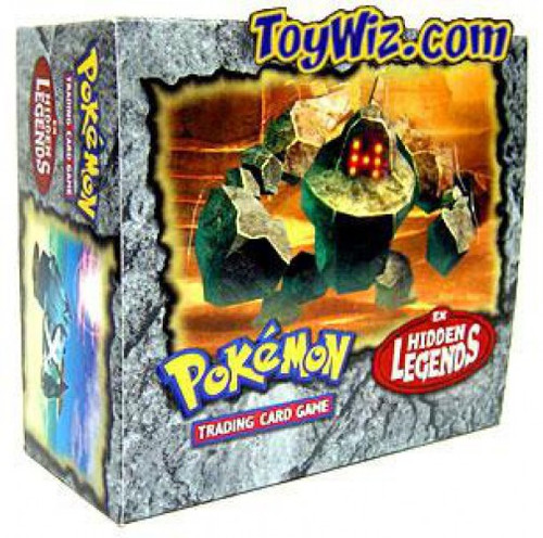 Pokemon Trading Card Game EX Hidden Legends Booster Box [36 Packs]