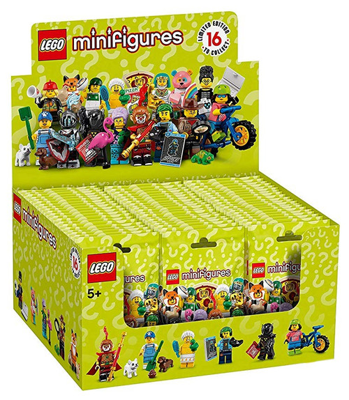 LEGO Minifigures Series 19 Mystery Box [60 Packs]