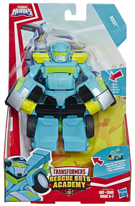 Transformers Robot Academy Hoist Action Figure