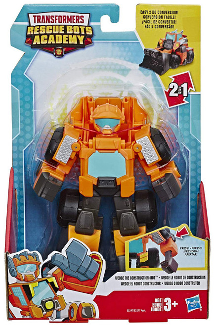 Transformers Robot Academy Wedge Action Figure