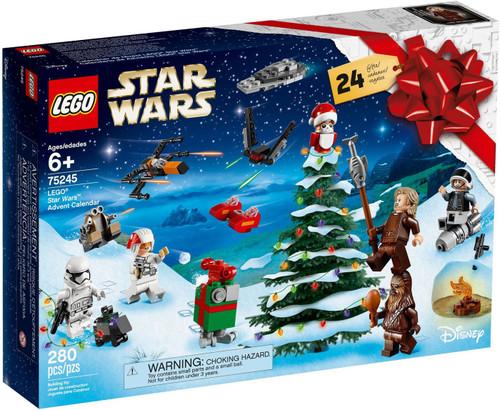 LEGO Star Wars 2019 Advent Calendar Set #75245