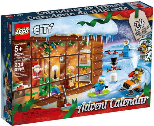 LEGO City 2019 Advent Calendar Set #60235