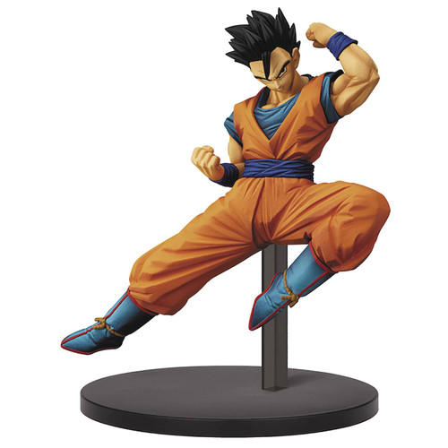 Dragon Ball Z: Buyu Retsuden Chosenshiretsuden Adult Gohan 7-Inch Collectible PVC Figure Vol. 6 (Pre-Order ships January)