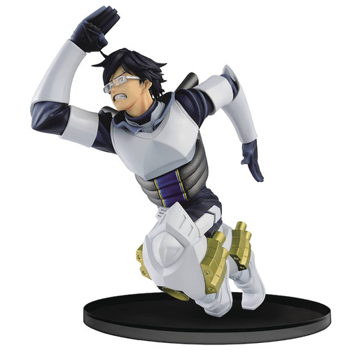 My Hero Academia The Movie Heroes: Rising World Colosseum V6 Tensei Iida 6-Inch Collectible PVC Figure