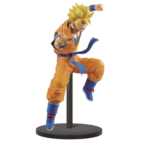 Dragon Ball Z Dragon Ball Legends Super Siayan Future Gohan 7-Inch Collectible PVC Figure