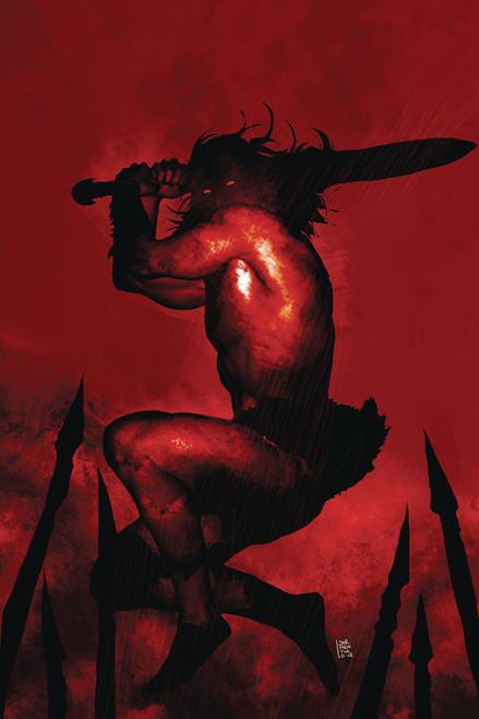 Dark Horse Berserker Unbound #2 of 4 Comic Book [Andrea Sorrentino Variant Cover]